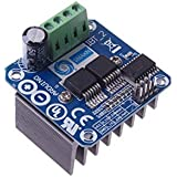SMAKN® Double Bts7960b 43a Motor Driver High-power Module/smart Car Driver Arduino