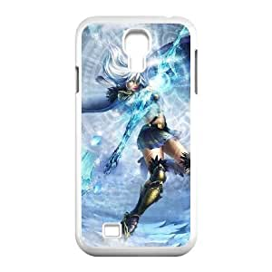 samsung s4 9500 phone case White League of Legends Ashe HGH7591269
