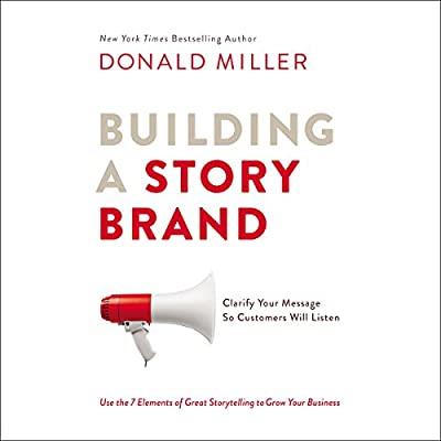 by Donald Miller (Author, Narrator), HarperCollins Leadership (Publisher) (128)  Buy new: $25.09$21.95