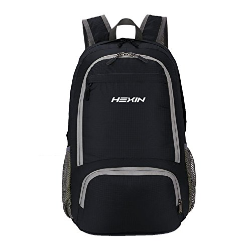 HEXIN Small Backpack Travel Hiking Backpack Daypack for Outdoor Climbing by HEXIN