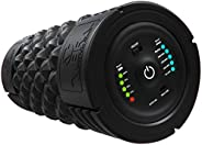 VIBRA Vibrating Foam Roller - Next Generation Electric Foam Roller with 5 Speeds Settings   Includes Carry Cas