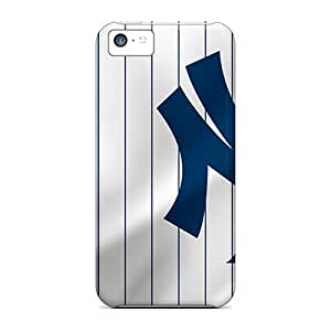 Anti-scratch And Shatterproof New York Yankees Phone Cases For Iphone 5c/ High Quality Cases