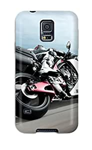 Defender Case With Nice Appearance (2009 Yamaha Yzf R1 Bike) For Galaxy S5