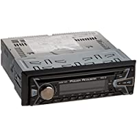 Power Acoustik PCD-51 Single-Din In-Dash Cd/Mp3 AM/FM Receiver with Usb Playback (without Bluetooth)