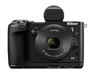Nikon 1 V3 Digital Camera with 1 NIKKOR 10-30mm PD-Zoom Lens