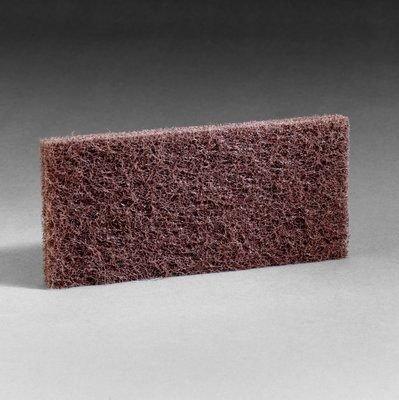 Brown Scrub 'N Strip Pad 8541