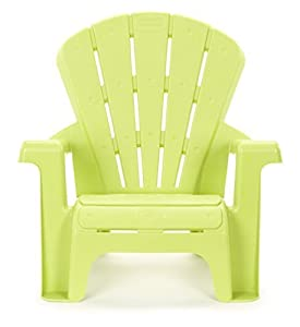 Little Tikes Garden Chair Green by Little Tikes from Little Tikes