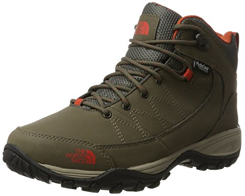 Strike Brown Ankle zion N5b W Storm Wp Brown Boots The Face weimaraner North Orange Women's wAXBzq
