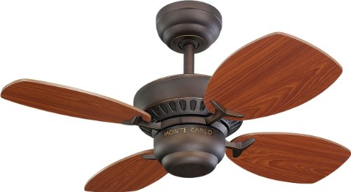 Monte Carlo 4CO28RB Colony II Ceiling Fan, 28