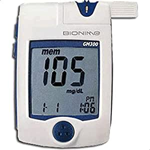 Blood Sugar Test - Bionime