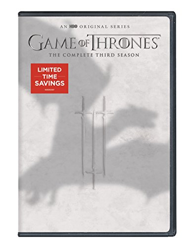 DVD : Game Of Thrones: Season 3 (Full Frame, Dolby, AC-3, Dubbed, )