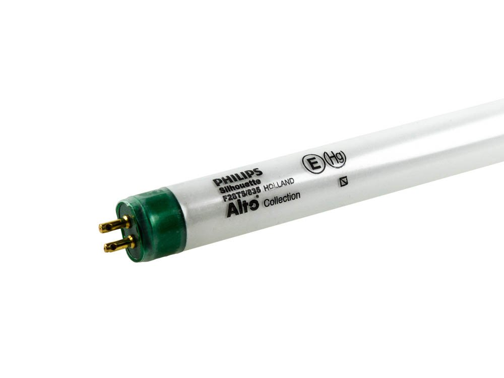 Philips 28W 46in T5 Safety-coated Neutral White Fluorescent Tube
