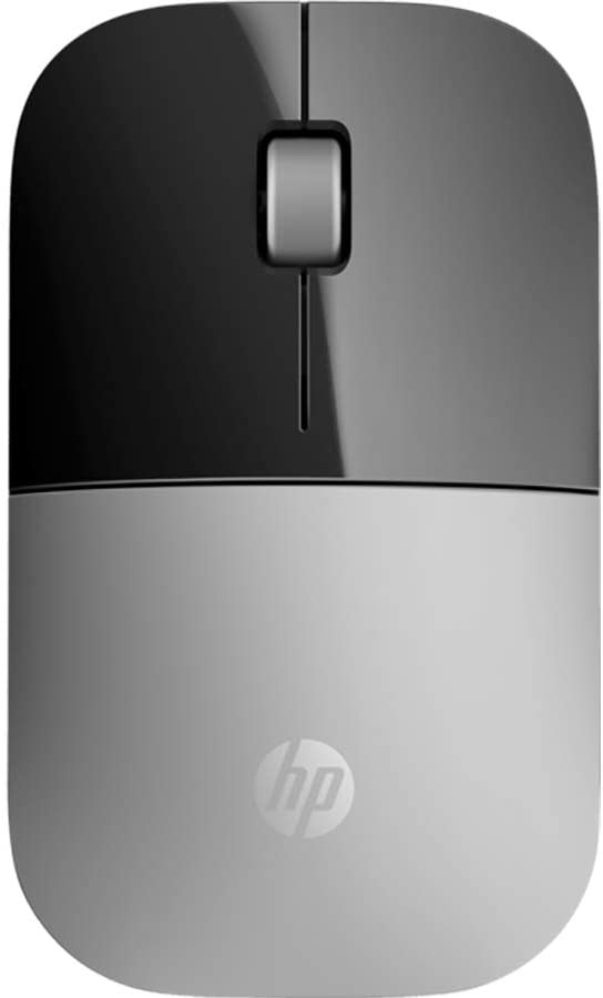 HP Wireless Mouse Z3700 (7UH87AA#ABL) - Natural Silver