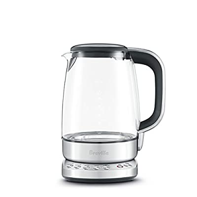 Image of Breville BKE830XL Kettle Pure, 8.7 x 7.2 x 10.5 inches, Silver
