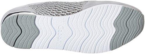 Donna da Stone Ice Bianco Ginnastica Scarpe Gabor Basse 61 Fashion nBFOxO