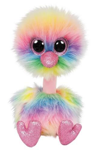 Ty - Beanie Boos - Asha Pastel Ostrich