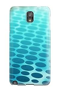 ZippyDoritEduard Premium Protective Hard Case For Galaxy Note 3- Nice Design - Amazing Blue Dekstop