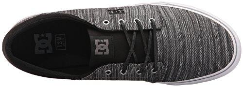 DC Shoes Trase TX SE - Zapatillas bajas para mujer negro/gris
