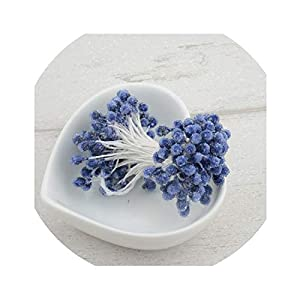 be-my-guest 150PCS/lot Multicolor DIY 5 mm Foam Flower Stamen Pistil Stamen Cake Decoration and DIY 83