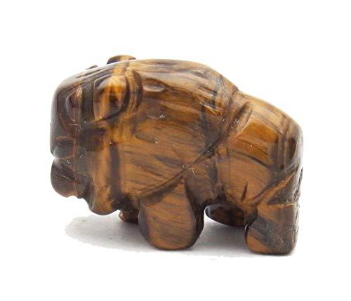 Amulet Eye Tiger (Fundamental Rockhound Products: 1