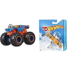 Hot Wheels Monster Trucks 1:...