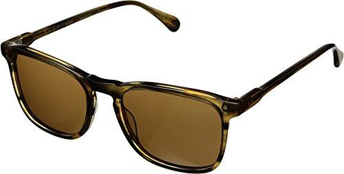 (RAEN Optics Men's Wiley 54 Sand Dune/Groovy Bronze One Size)