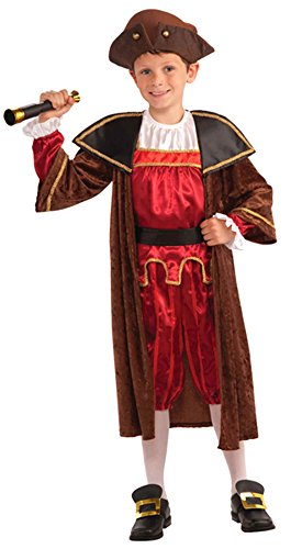 Toddl (Kids Christopher Columbus Costumes)