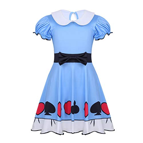 FEESHOW Girls Kids LOL Doll Surprised Dress Costumes