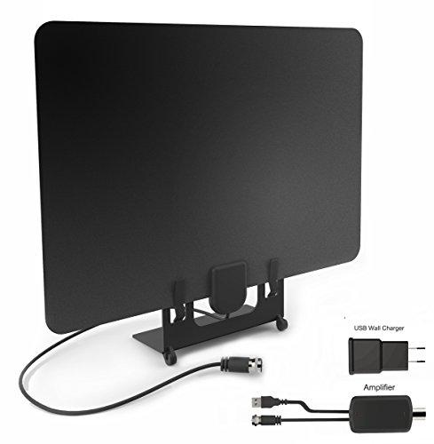 TV Antenna, BESTHING Indoor HDTV Antenna 50 Mile Range with