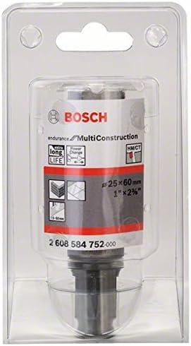 Bosch Hole Saw 25mm Multi Construction Hole Saw 25mm 2608584752