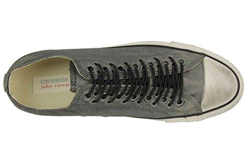 Converse John Varvatos Chucks OX Schuhe Sneaker 147358C grey grau