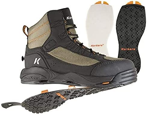 Korkers Greenback Wading Boot with Felt