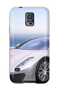 Excellent Galaxy S5 Case Tpu Cover Back Skin Protector Gta Concept Super Sport Car 3