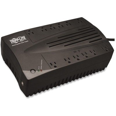 Tripp Lite AVR900U AVR Series Line Interactive UPS 900VA, 120V, USB, RJ11, 12 Outlet (TRPAVR900U) by Tripp Lite