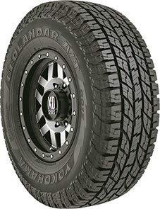 Yokohama Geolandar A/T G015 All-Terrain Radial Tire - LT225/75R16 115R