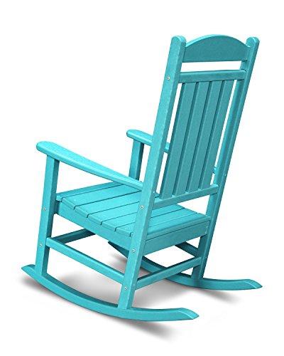 اسعار POLYWOOD R100AR Presidential Outdoor Rocking Chair, Aruba