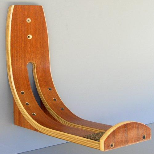 Vertical Surfboard Wall Rack ()