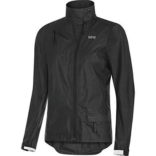 GORE Wear C5 Ladies Cycling Jacket GORE-TEX SHAKEDRY, M, Black