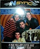 N'Sync No Strings Attached Poster Book