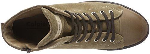 Calpierre Padroneggiare 375 Z Beige Sneaker (lino / Ardesia)