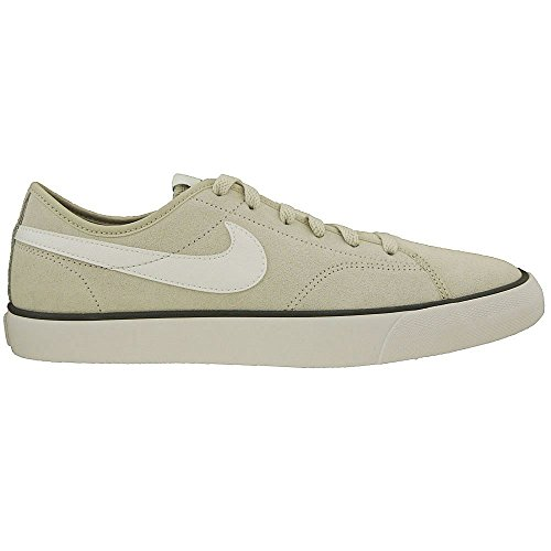 Nike - Primo Court Leather - 644826010 - Color: Beige-Blanco-Gris - Size: 45.0