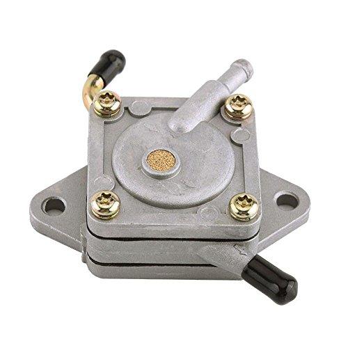 FitBest Fuel Pump for John Deere Lawn Mower 240 245 260 265 GT242 GT262 GT275 FC540V GX95 RX95 AMT600