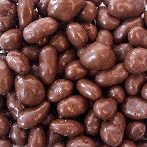 Bulk Snacks RAISINS,MILK CHOCOLATE