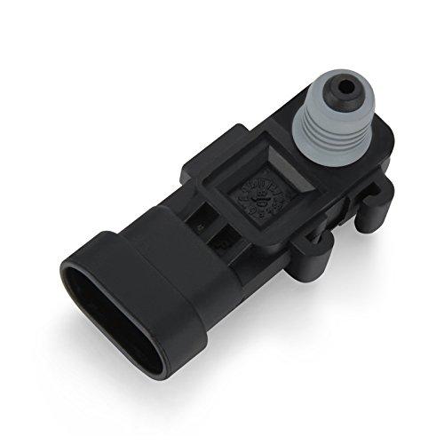 Fuel Tank Sensor - Fuel Pump Tank Vapor Vent (EVAP) Pressure Sensor AS302 16238399 For Chevy/Chevrolet Acura Buick Cadillac GMC Isuzu From Madlife Garage