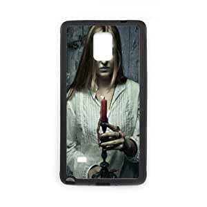 C-U-N0095857 Phone Back Case Customized Art Print Design Hard Shell Protection Samsung galaxy note 4 N9100