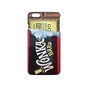 Cool-benz Wonka Bar sweet pattern 3D Phone Case for iPhone 6