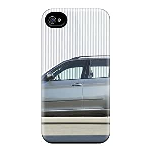 Ideal L.M.CASE Case Cover For Iphone 4/4s(bmw Hamann X5 E70 Side View), Protective Stylish Case