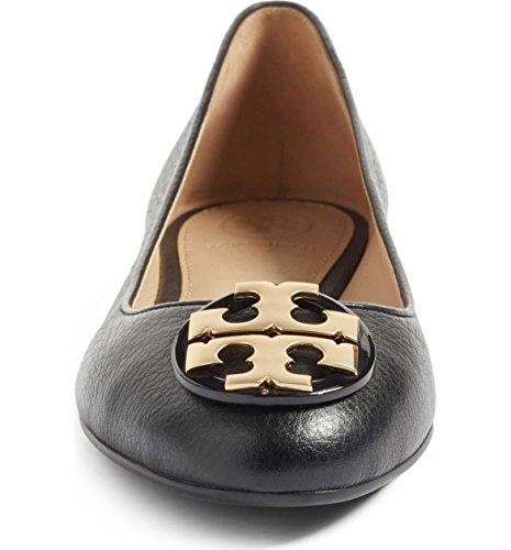Pictures of Tory Burch Tumbled Leather Claire Ballet Flat 10 M US 2