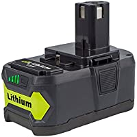 Masione P108 4.0AH Battery for Ryobi 18V One Plus