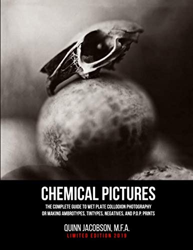 (Chemical Pictures: The Complete Guide to Wet Plate Collodion Photography: For Making Ambrotypes, Tintypes, Negatives, and P.O.P. Prints - LIMITED EDITION)